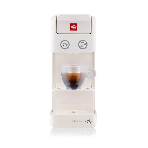 Máquina café y3.2 illy iperespresso